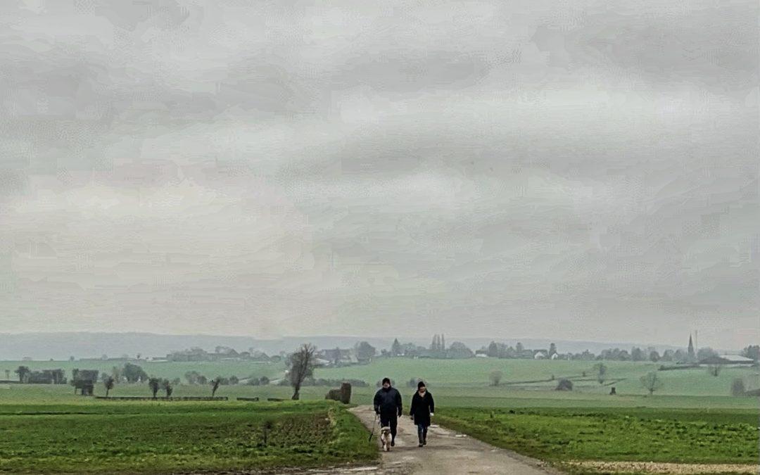 cammino della fortuna dag 5 geluk op de grens